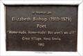 Image for Elizabeth Bishop - Great Village, NS