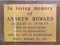 Image for Andrew Howard - Lower Road, London, UK