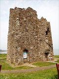 Image for Tenby Castle - Remains - Pembrokshire, Wales.