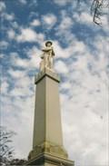 Image for Confederate Civil War Monument - North Erwin Street Historic District ~ Cartersville, GA