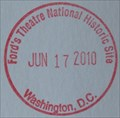 "Image for ""Ford's Theatre Natiponal Historic Site - Washington, DC"" - Washington Monument Bookstore and Ticket Counter"