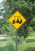 Image for Golf Cart Crossing - North Territorial Rd, Michigan