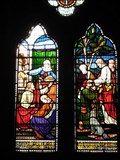Image for   Stained Glass Window - St Lawrence Bradwell Village