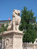 Image for Brunswick Monument Lion - Geneva, Switzerland