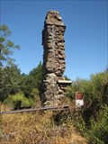 Image for English Camp Chimney - New Almaden, CA