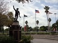 Image for Tamiami Trail - Sarasota War Memorial - Florida, USA.