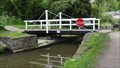 Image for Swing Bridge 25 Over The Peak Forest Canal - Disley, UK