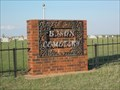 Image for Bison Cemetery - Bison, OK