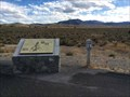 Image for Lincoln Highway Marker - northwest of Eureka, Nevada