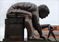 Image for Isaac Newton Statue - British Library, Euston Road, London, UK