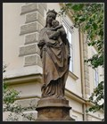 Image for Virgin Mary with Jesus  - Kutná Hora, Czech Republic