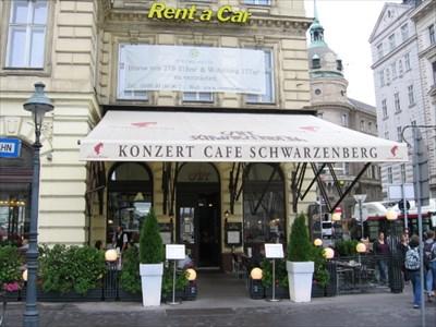 caf schwarzenberg vienna austria independent coffee shops on. Black Bedroom Furniture Sets. Home Design Ideas