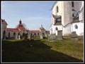Image for Churchyard Cemetery of Church of St. John of Nepomuk - Zdar nad Sazavou, Czech Republic