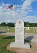 Image for Erin Springs Veterans Memorial - Erin Springs, OK