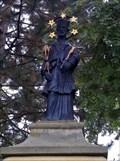 Image for Svatý Jan Nepomucký / Saint John of Nepomuk - Cítoliby, Czechia