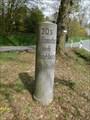 Image for Historischer Kilometerstein in Hohenknoden - Bad Berneck/BY/Germany