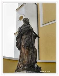 Saint Aloysius De Gonzaga Svaty Alois Cejkovice Czech