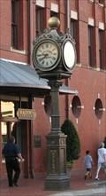 Image for Haltom's Clock - Sundance Square, Fort Worth, TX