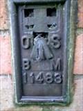 Image for Flush Bracket on Rushlake Green Village Hall, Sussex