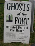 Image for Ghosts of the Fort - Ft. Henry Ghost Tours