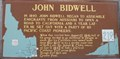 Image for John Bidwell - Soda Springs, ID, USA