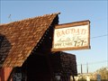 Image for Historic Route 66 - Bagdad Café - Newberry Springs, California, USA.
