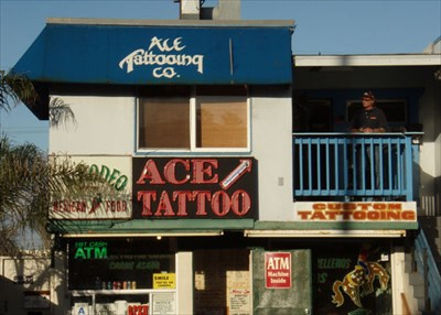 Ace tattooing co san diego ca tattoo shops parlors for Best tattoo shops in san diego