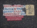 Image for NE Martin Luther King Jr. Blvd and Burnside St Toynbee Tile, Portland, Oregon