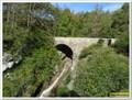 Image for Le pont du Riou Sec - Thorame Haute, France