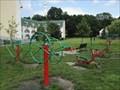 Image for Fitness Trail - Slaný, Na sadech, Czechia