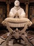 Image for Pope Pius IX - Santa Maria Maggiore - Roma, Italy