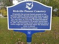 Image for Richville Pioneer Cemetery - Pembroke, NY