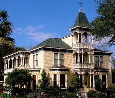 DH Regan House