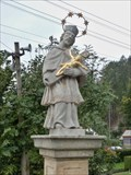 Image for St. John of Nepomuk // sv. Jan Nepomucký - Nekor, Czech Republic