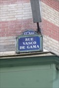 Image for Rue Vasco de Gama - Paris, France