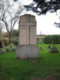 Image for Milton Keynes Village  - War Memorial