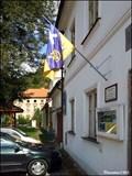Image for Sv. Jan pod Skalou - municipal flag at Museum (Central Bohemia)