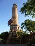 Image for Pharos Lighthouse - Satellite Oddity - Orlando, Florida, USA.