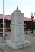 Image for Sallisaw Veteran's Memorial - Sallisaw OK