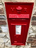 Image for Victorian Wall Post Box - Lewes, West Sussex, UK