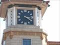 Image for Clock-Beijing Railway Station—Beijing, China