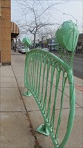 Image for Green Bike Tender - Old Garland Theather - Spokane, Washington