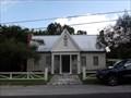 Image for Baines, George Washington, House - Salado, TX