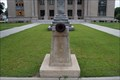 Image for Lee County Courthouse Cannon Display - Bishopville, SC, USA