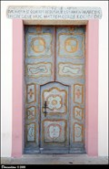 Image for Baroque door of Eglise de l'Assomption / Church of Assumption of Virgin Mary - Piana (Corsica)
