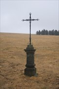 Image for Cross near former Vilejsov, CZ
