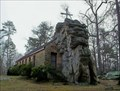 Image for The Church Built Around a Rock - Mentone, AL
