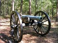 Image for 6 Pounder Smoothbore Cannon ~ Chickamauga Georgia