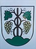 Image for Blason de Nesselried, borne de jumelage - Montlouis-sur-Loire, France