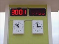 Image for Nouhak Phoumsavanh Park Clock—Savanakhet, Laos